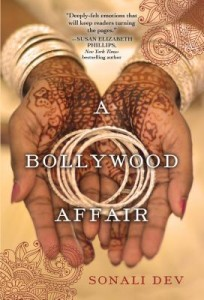 <i>A Bollywood Affair</i> by Sonali Dev