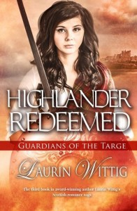<i>Highlander Redeemed</i> by Laurin Witting