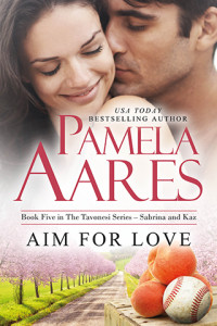 <i>Aim For Love</i> by Pamela Aares
