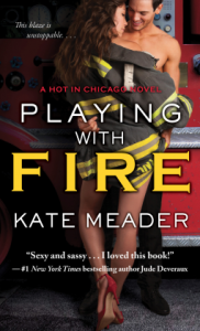 <i>Playing with Fire</i> by Kate Meader