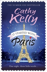 <i>It Started with Paris</i> by Cathy Kelly