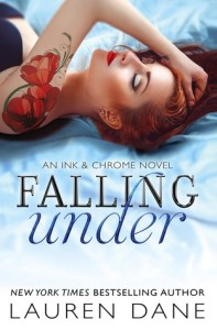 <i>Falling Under</i> by Lauren Dane