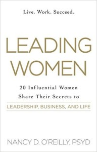 <i>Leading Women</i> by Nancy O&#8217;Reilly