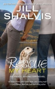 <i>Rescue My Heart</i> by Jill Shalvis