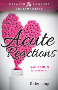 <i>Acute Reactions</i> by Ruby Lang