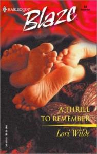 <i>A Thrill to Remember</i> by Lori Wilde