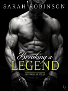 <i>Breaking a Legend</i> by Sarah Robinson