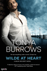 <i>Wilde at Heart</i> by Tonya Burrows
