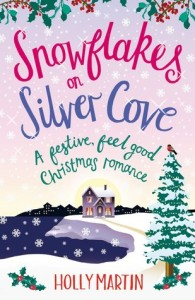 <i>Snowflakes on Silver Cove</i> by Holly Martin