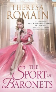 <i>Sport of Baronets</i> by Theresa Romain