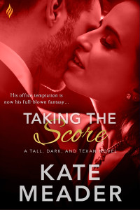 <i>Taking the Score</i> by Kate Meader