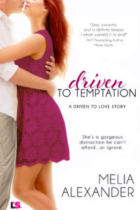 <i>Driven to Temptation</i> by Melia Alexander