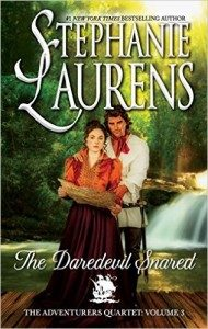 <i>The Daredevil Snared</i> by Stephanie Laurens