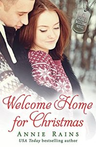 <i>Welcome Home for Christmas</i> by Annie Rains