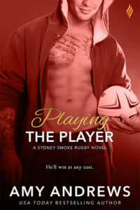 <i>Playing the Player</i> by Amy Andrews