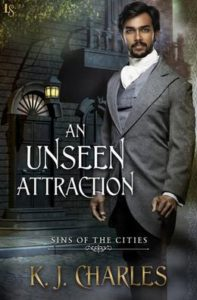 <i>An Unseen Attraction</i> by KJ Charles