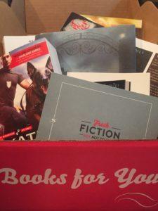 #BoxOfBooks