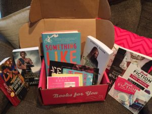 #BoxofBooks: September Edition
